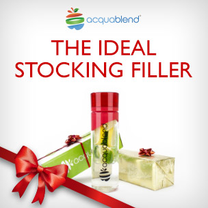Acquablend. The Ideal Stocking Filler!